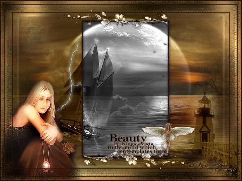 """""""La Beauté des choses existe dans la memoire de celui qui la comtemple"""""""