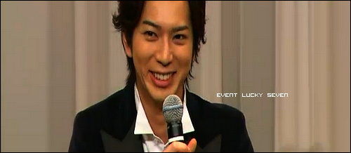 Event Lucky Seven SP