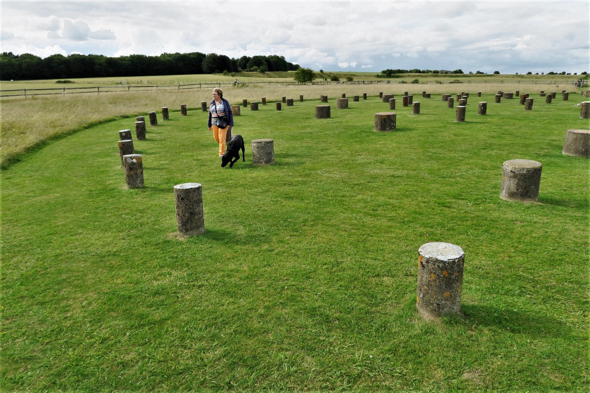 Wouafff : Site de Woodhenge