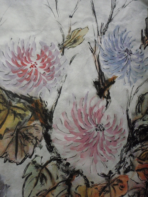 Peinture chinoise (grand format)