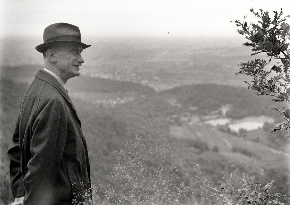 Visite chez Robert Schuman le père de l'Europe, un homme de paix (2)
