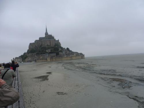 Visite du Mont Saint Michel.