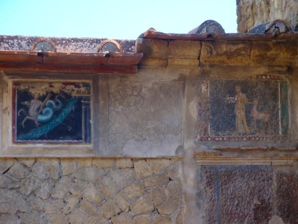 Herculanum, Maison du squelette
