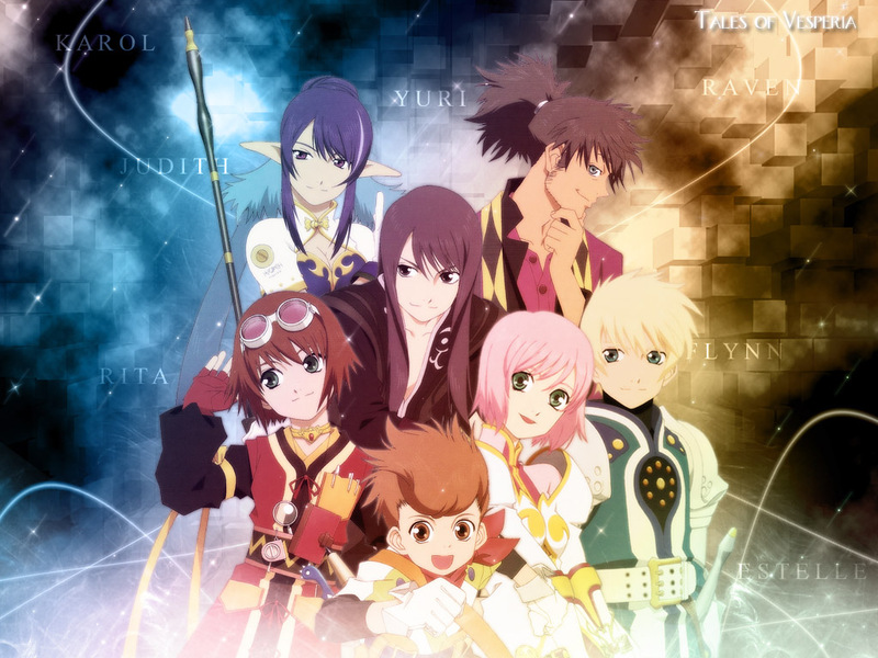 Tales of Vesperia : Film