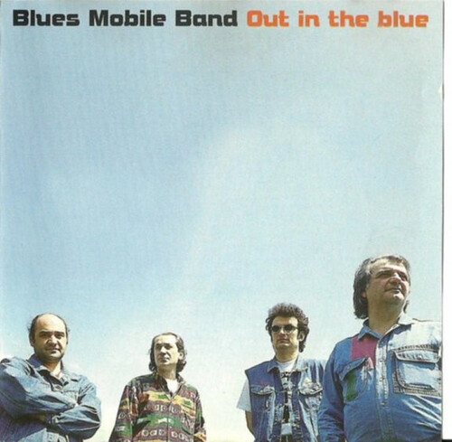 BLUES MOBILE BAND - I Live You Baby (Blues)