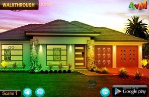 Jouer à AVM Gold treasure house escape