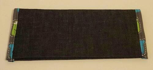 Coudre un portefeuille (1)