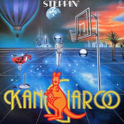 Kangaroo - Steppin' - Complete LP