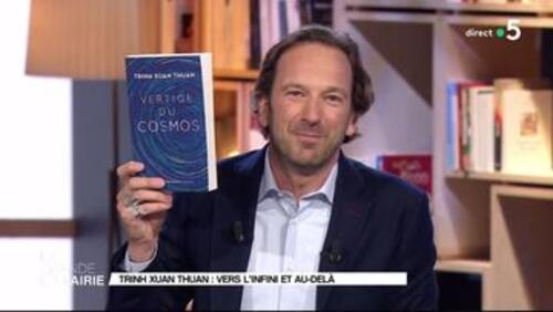 TRINH XUAN THUAN - Le Vertige du Cosmos (Rencontres)