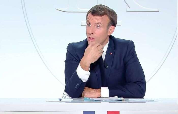 Coronavirus : L'interview d'Emmanuel Macron rassemble plus de 20 millions de téléspectateurs