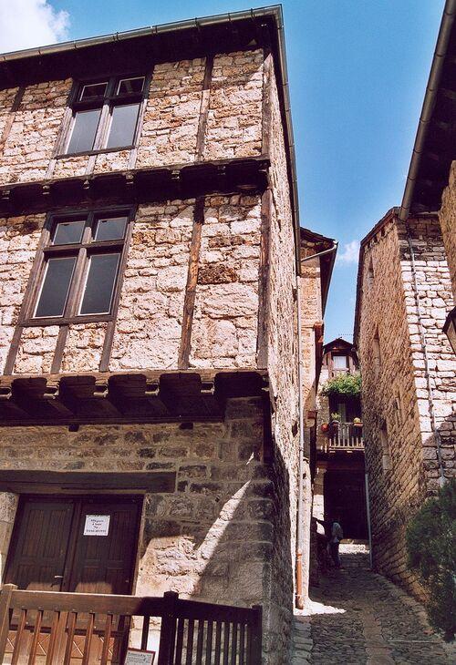 Sainte-Enimie  (Lozère)