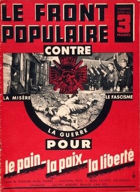 1936 - 2016 : 80ème anniversaire  du Front populaire