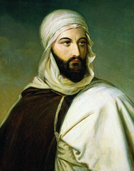 Abd El Kader,  un chef de guerre et humaniste musulman