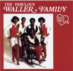 The Fabulous Waller Family - Love Moods - Complete LP