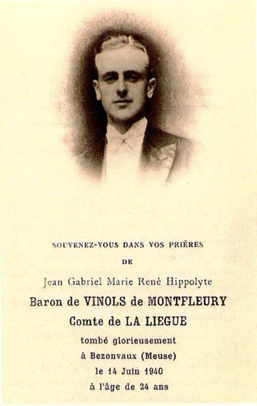 Bezonvaux, juin 1940 : In memoriam