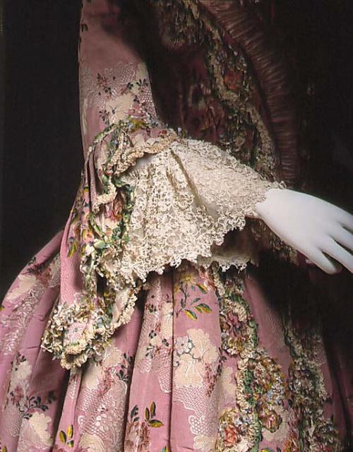 Mode à la Française XVIIIè siècle