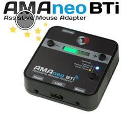AMAneo BTI : filtrage des tremblements pour appareils IOS