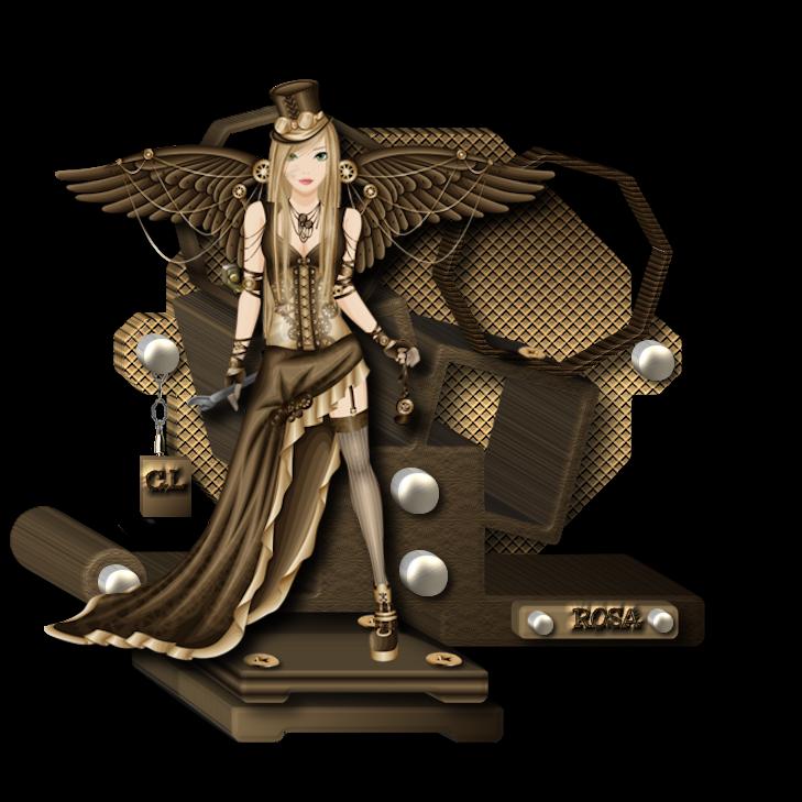 ROSA 3D (CLAUDI )