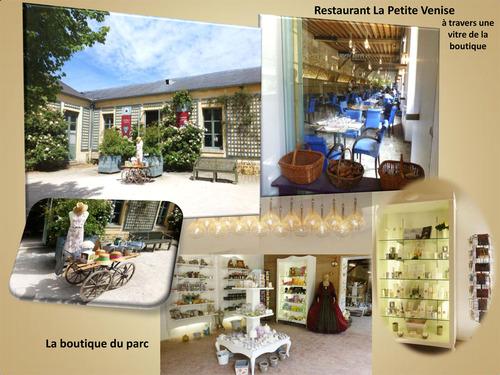 Emplettes royales dans le parc du château de Versailles et à la Ferme de Gally