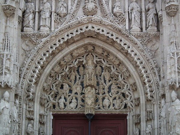 Abbaye de Saint-Riquier ( Somme )
