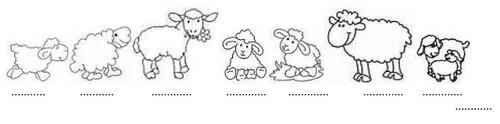 Le berger et les moutons