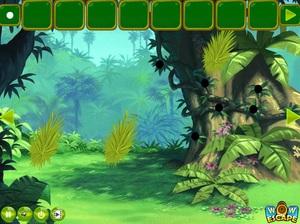 Jouer à Escape giant frog