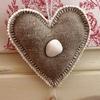 Coeur de coquillage