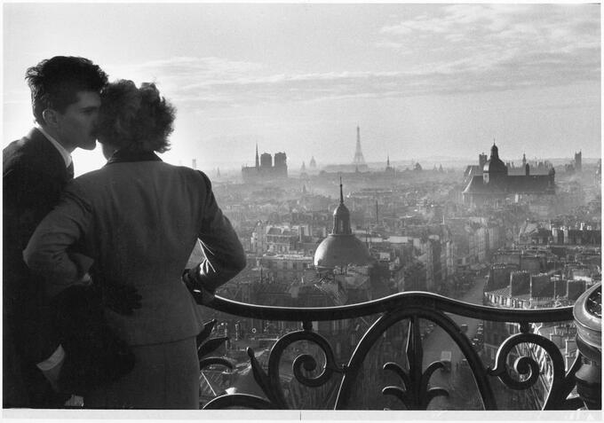 Willy Ronis ou la preuve par 9 : Paris (6_10)