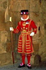 Beefeaters and the Tower of London