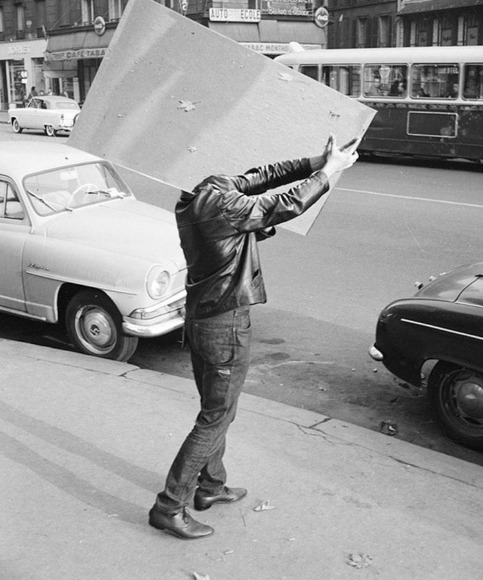 12 clichés audacieux capturés au moment parfait par le photographe français René Maltête
