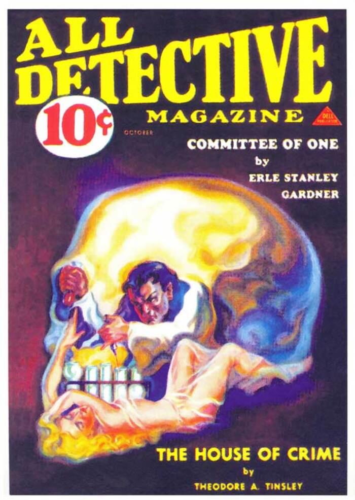 All Detective Magazine