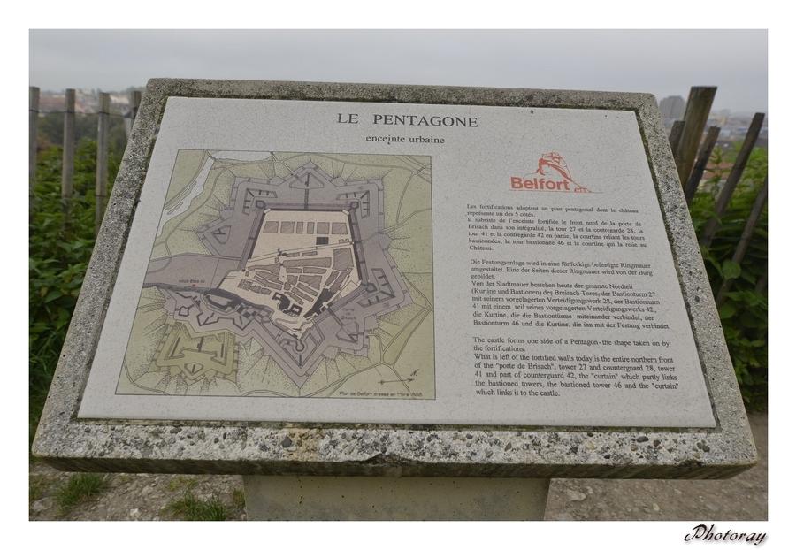 Belfort - Territoire de Belfort - Franche Comté - 12 Septembre 2014