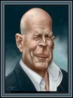 Avatars hommes, caricature