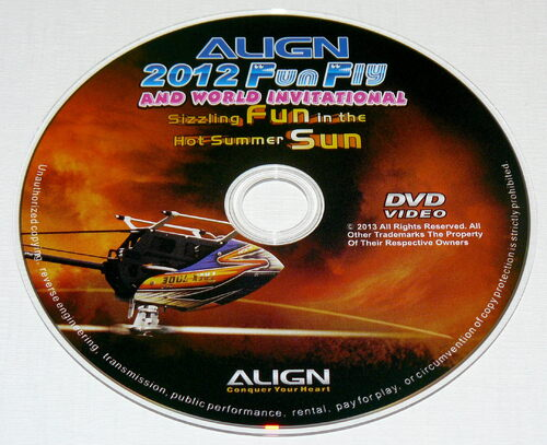 ALIGN Fun Fly 2012