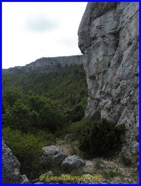 Sainte Baume, les dents de Roque Forcade et plus.
