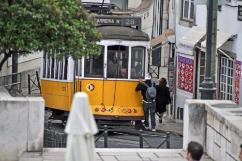 Lisbonne, les dernières vues...