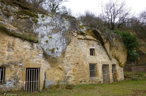 Châteauneuf sur Isère  : une histoire liée à la molasse