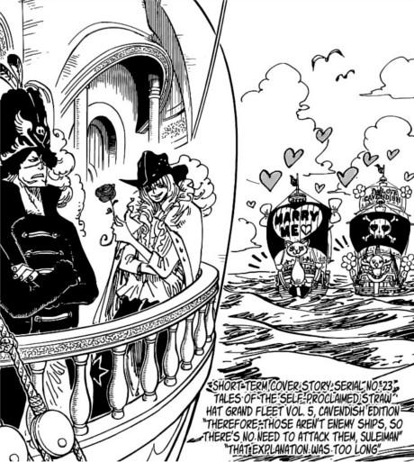 Les aventures de la Flotte