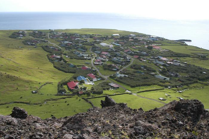 L'endroit le plus isolé du monde....