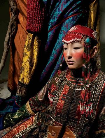 La Mongolie ...