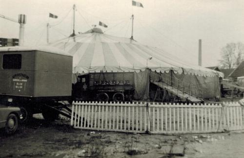 le cirque Pinder-Jean Richard en 1976