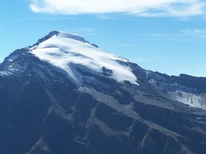 Glacier de Charbonnel