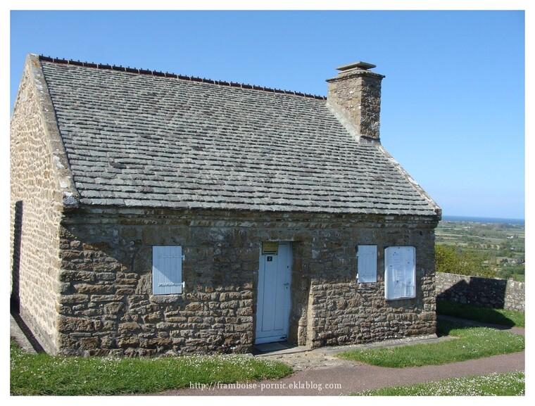 La Pernelle dans le nord est Cotentin