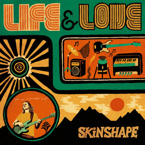 Skinshape - Life and Love (2017) [Soul Funk Trip Hop]