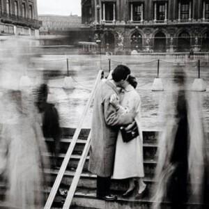 Doisneau baiser de l'opéra