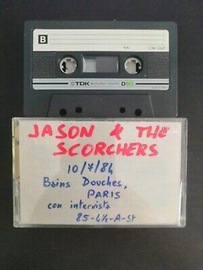 Le Choix des Lecteurs # 167 : Jason and The Scorchers - Live in Paris - 10 Juillet 1984