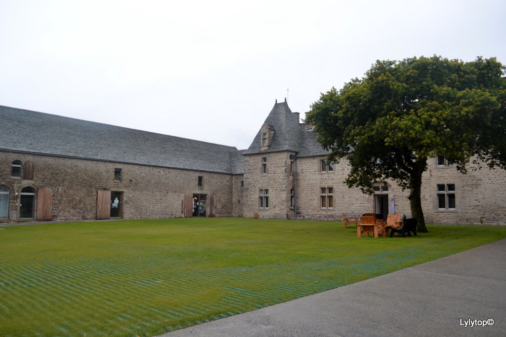 Le manoir du Tourp