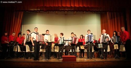 Concert de Printemps en Accordéon