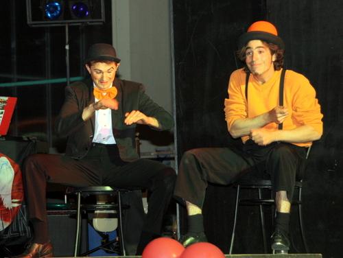 Chaudoudoux: Duo Entre'actes