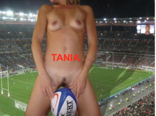 Sexy rugby